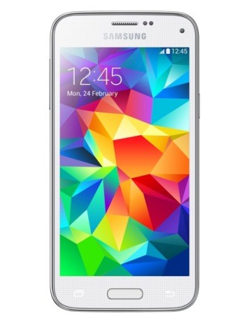 Мобильный телефон Samsung Galaxy S5 mini Duos G800H 16Gb White