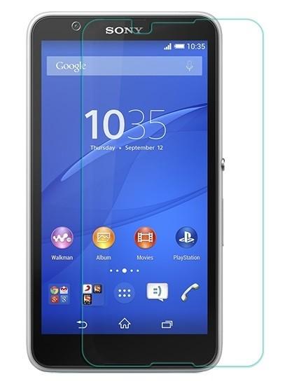 Пленка защитная для Sony Xperia E4 глянцевая