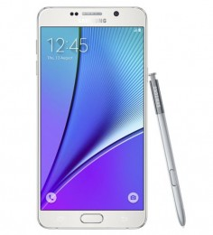 Мобильный телефон Samsung Galaxy Note 5 Duos 32Gb SM-N9208 White