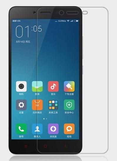 Пленка защитная для Xiaomi Redmi Note 2 глянцевая