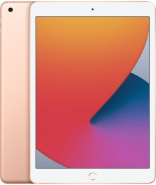 Планшет Apple iPad (2020) 32Gb Wi-Fi Gold (MYLC2RU/A)