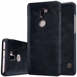 "Чехол Nillkin Qin Leather Case для Xiaomi Mi5S Plus (5.7"") Black (черный)"