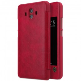 Чехол Nillkin Qin Leather Case для Huawei Mate 10 Red (красный)