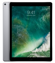Планшет Apple iPad Pro 12.9 (2017) 256Gb Wi-Fi Space gray