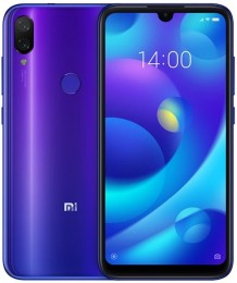 Мобильный телефон Xiaomi Mi Play 4/64GB Blue/Синий EU