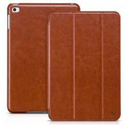 Чехол HOCO Crystal Leather case для iPad mini 4 Brown (коричневый)