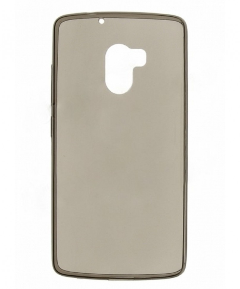 Накладка силиконовая для Lenovo K4 Note (A7010/Vibe X3 lite) прозрачно-черная