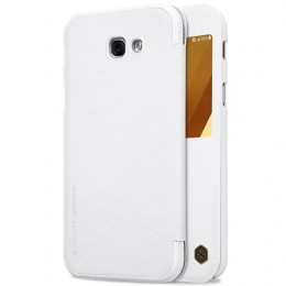 Чехол Nillkin Qin Leather Case для Samsung Galaxy A3 (2017) A320 White (белый)