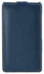 Чехол Melkco для Nokia Lumia 820 Blue