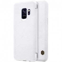 Чехол Nillkin Qin Leather Case для Samsung Galaxy S9 SM-G960 White (белый)