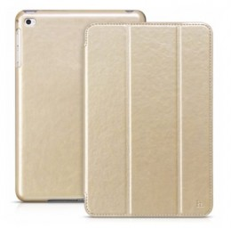 Чехол HOCO Crystal Leather case для iPad mini 4 Gold (золотистый)