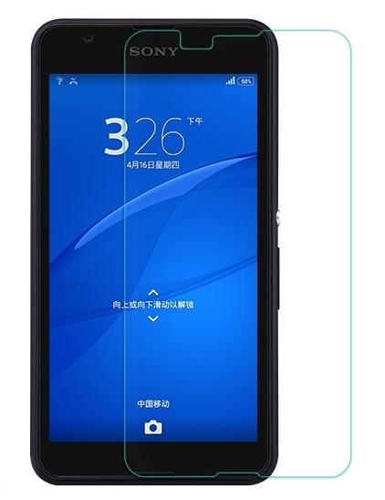Пленка защитная для Sony Xperia E4g глянцевая