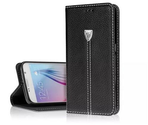 Чехол XUNDD для Samsung Galaxy Note 4 N910 Black (черный)
