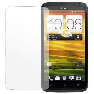 Пленка защитная для HTC Sensation XL глянцевая