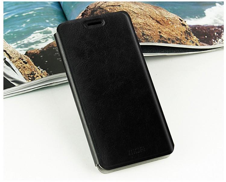 Чехол Mofi для Lenovo Vibe X2 Pro Black (черный)