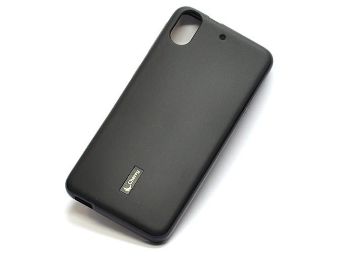 Накладка Cherry силиконовая для HTC Desire 626 черная