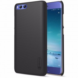 Накладка Nillkin Frosted Shield пластиковая для Xiaomi Mi6 Black (черная)