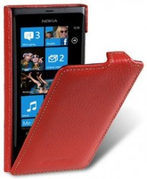 Чехол Melkco для Nokia Lumia 925 Red
