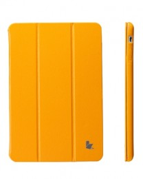 Чехол Jisoncase Executive для iPad mini2 Retina оранжевый