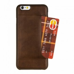 Накладка Ozaki O!coat Pocket 0.3mm для iPhone 6 Brown