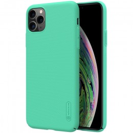 Накладка Nillkin Frosted Shield пластиковая для iPhone 11 Pro Max Mint (мятная)
