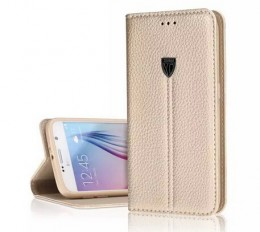 Чехол XUNDD для Samsung Galaxy Note 4 N910 Gold (золотой)