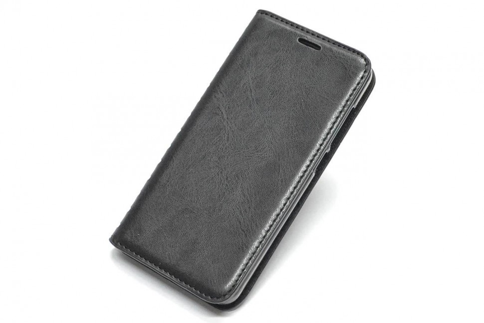 Чехол-книжка для Meizu U10 Book Type Black (черная)