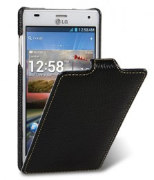 Чехол Melkco для LG OPTIMUS X4 HD P880 Black