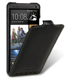 Чехол Melkco для HTC One Black