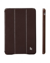 Чехол Jisoncase Executive для iPad mini2 Retina коричневый