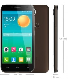 Мобильный телефон Alcatel IDOL 2 MINI L 6014X Dark Chocо