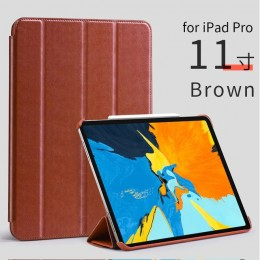 "Чехол HOCO Crystal Leather case для iPad Pro 11"" Brown (коричневый)"