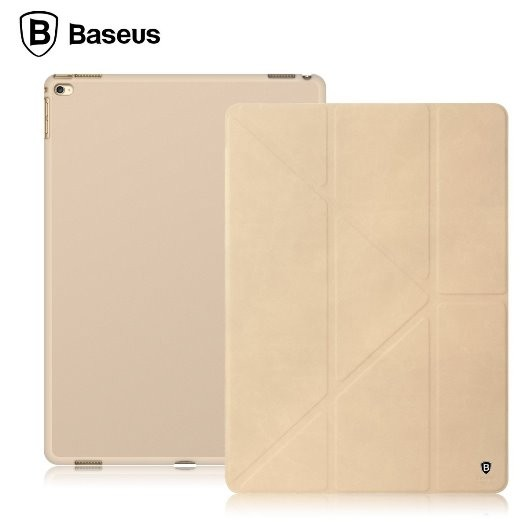 Чехол Baseus Terse Series Leather Case для iPad Pro 12.9 Khaki