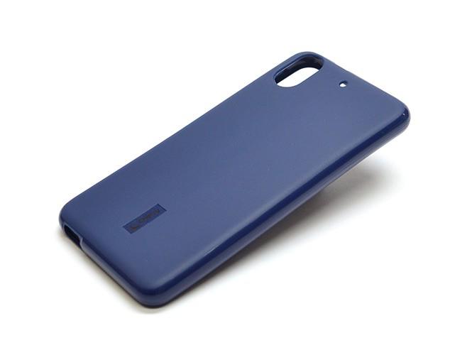 Накладка Cherry силиконовая для HTC Desire 626 синяя