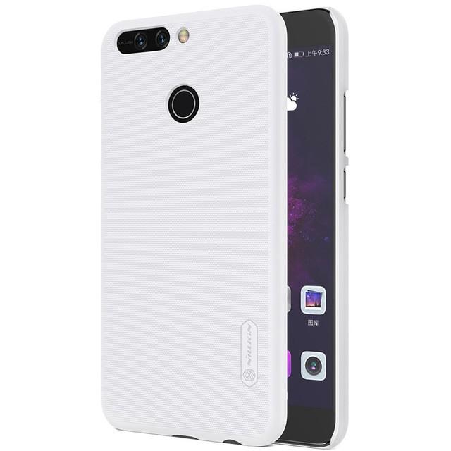 Накладка Nillkin Frosted Shield пластиковая для Huawei Honor V9 White (белая)