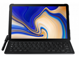 Чехол-клавиатура Samsung для Tab S4 10.5 EJ-FT830BBRGRU Bluetooth черный