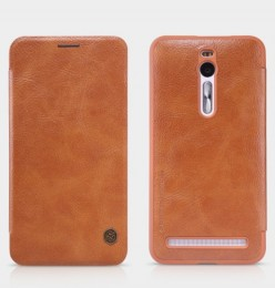 Чехол Nillkin Qin Leather Case для Asus Zenfone 2 ZE551ML/ZE550ML Brown