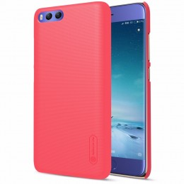 Накладка Nillkin Frosted Shield пластиковая для Xiaomi Mi6 Red (красная)