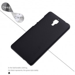 Накладка Nillkin Frosted Shield пластиковая для Xiaomi Mi4 Black (черная)