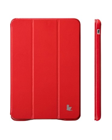 Чехол Jisoncase Executive для iPad mini2 Retina красный
