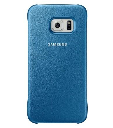 Накладка для Samsung Galaxy S6 G920 Protective Cover EF-YG920BLEGWW Blue
