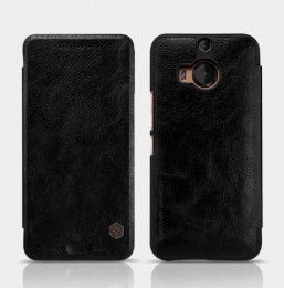 Чехол Nillkin Qin Leather для HTC One M9 Plus Black