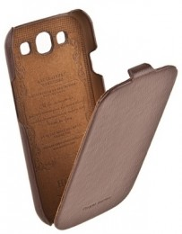 Чехол HOCO Leather Case для Samsung i9300 Galaxy S3 Brown