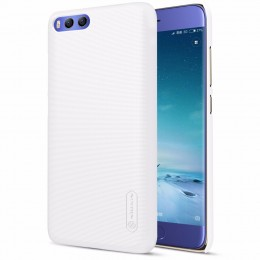 Накладка Nillkin Frosted Shield пластиковая для Xiaomi Mi6 White (белая)