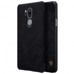 Чехол Nillkin Qin Leather Case для LG G7 ThinQ Black (черный)