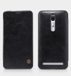 Чехол Nillkin Qin Leather Case для Asus Zenfone 2 ZE551ML/ZE550ML Black