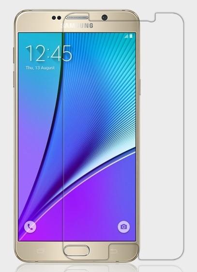 Пленка защитная для Samsung Galaxy Note 5 N920 глянцевая