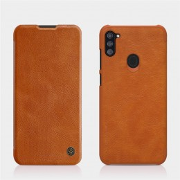 Чехол Nillkin Qin Leather Case для Samsung Galaxy A11 (2020) SM-A115 Brown (коричневый)