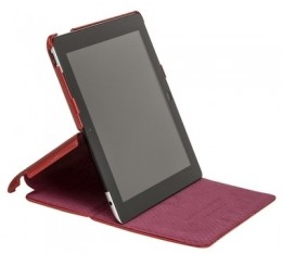 Чехол Borofone Crocodile pattern iPad 4/ iPad 3/ iPad 2 Red