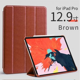 "Чехол HOCO Crystal Leather case для iPad Pro 12.9"" (2018) Brown (коричневый)"